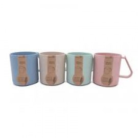 Wheat Straw Stylish Mug GP-W005