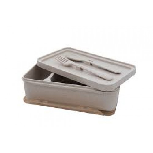 Wheat Straw Premium Bento Box GP-W008