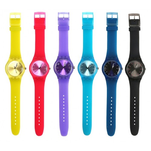 Colourful Watch