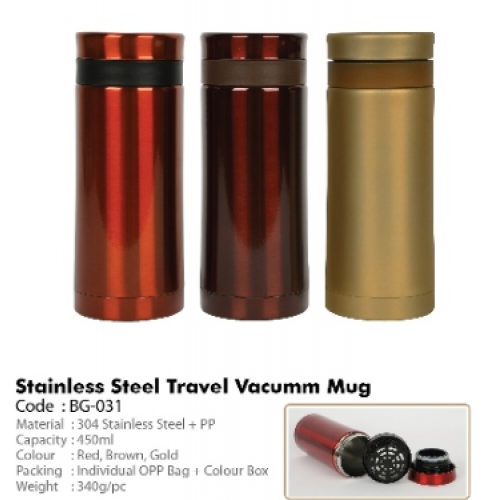 Stainless Steel Travel Vacumm Mug