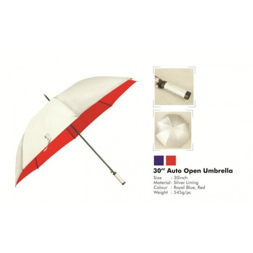 "30"" Auto Open Umbrella"