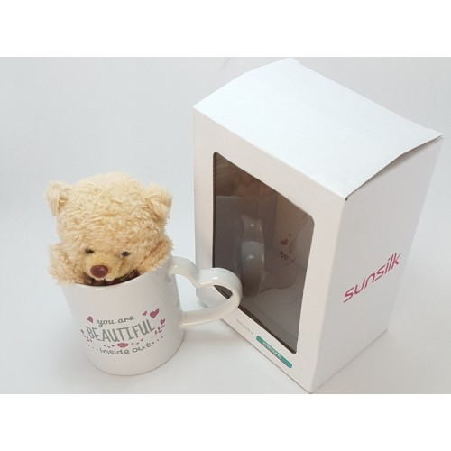 Sunsilk Mug with Bear