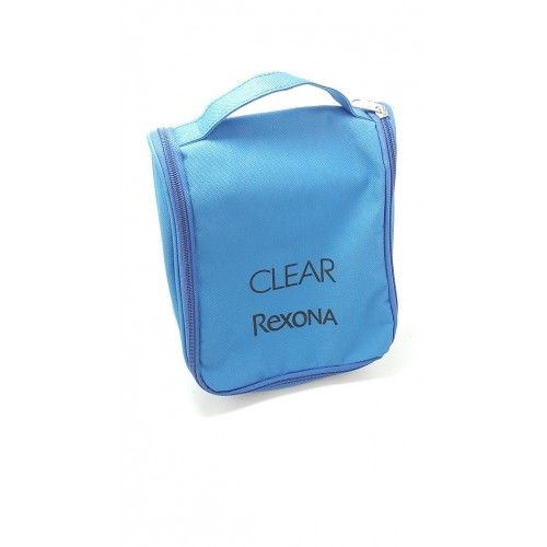 Clear Rexona Toiletries Bag