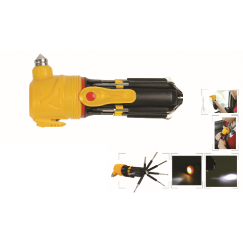 Emergency Torchlight With Toolkit